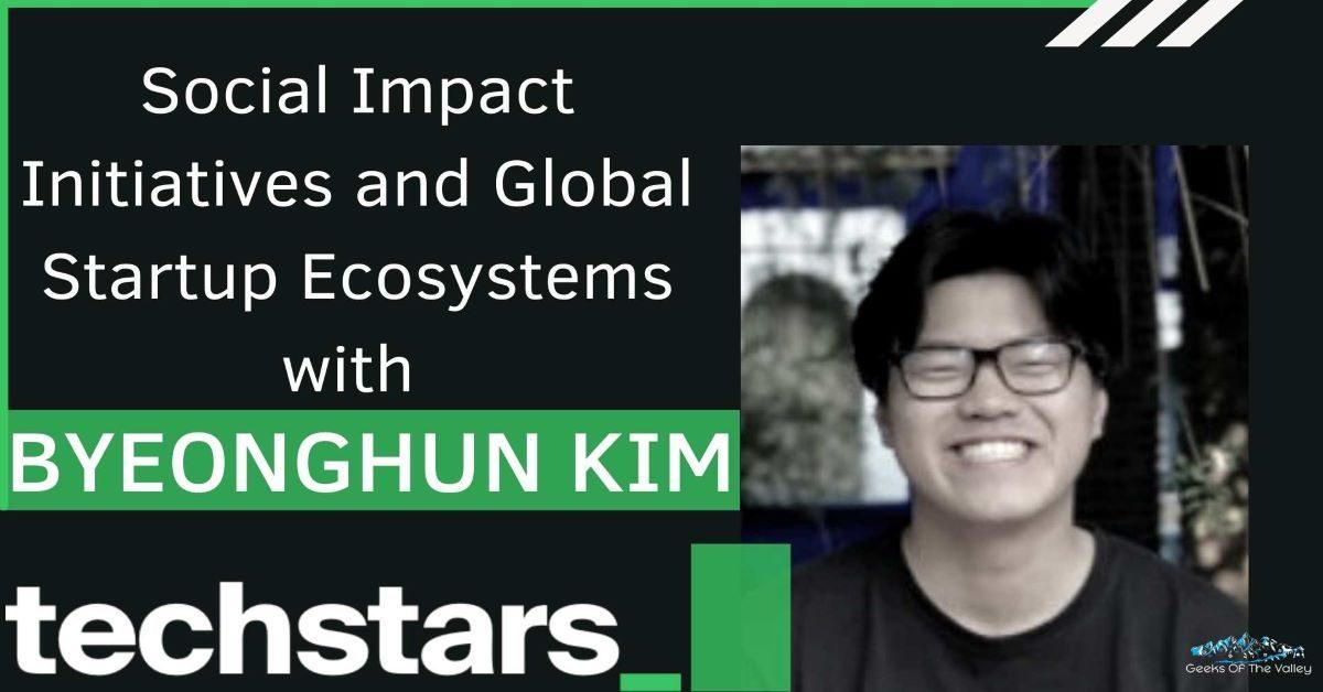 Global Startup Ecosystems with Byeonghun Kim
