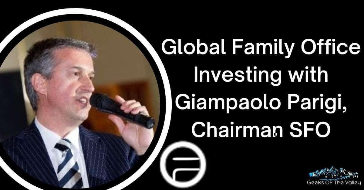 Giampaolo Parigi, Chairman SFO