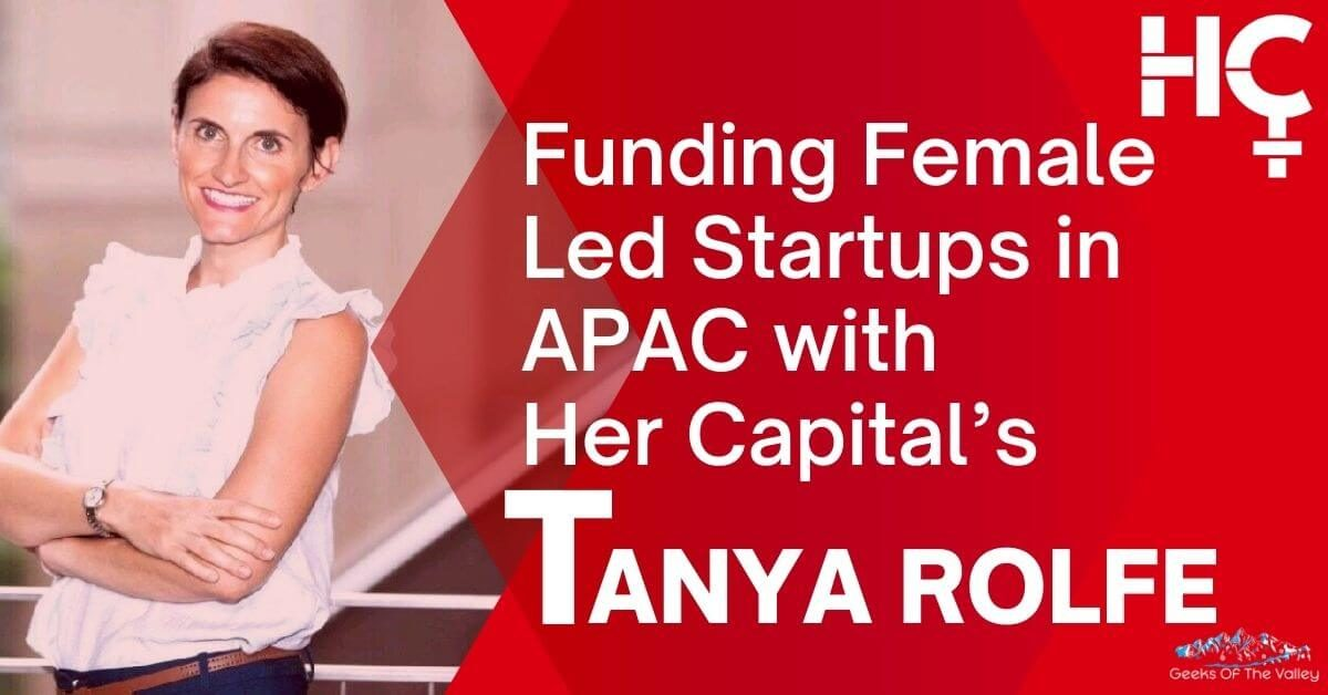 Her Capital's Tanya Rolfe