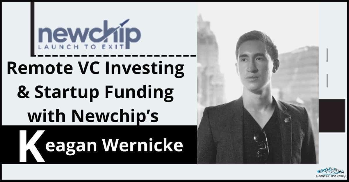 Newchip's Keagan Wernicke