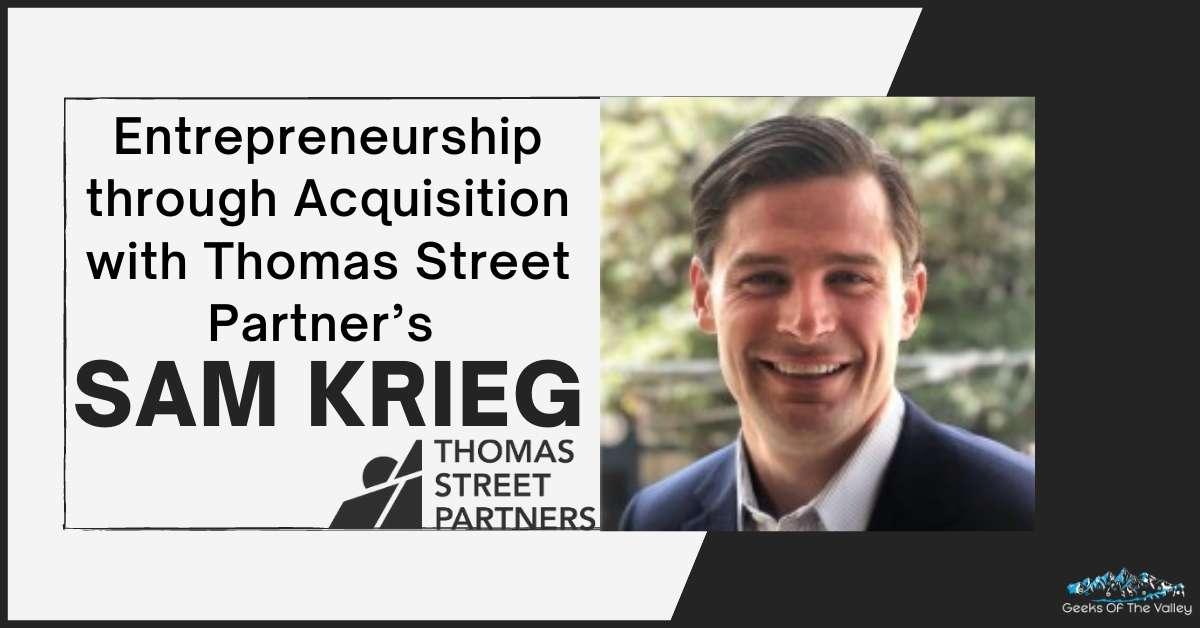 Thomas Street Partner's Sam Krieg