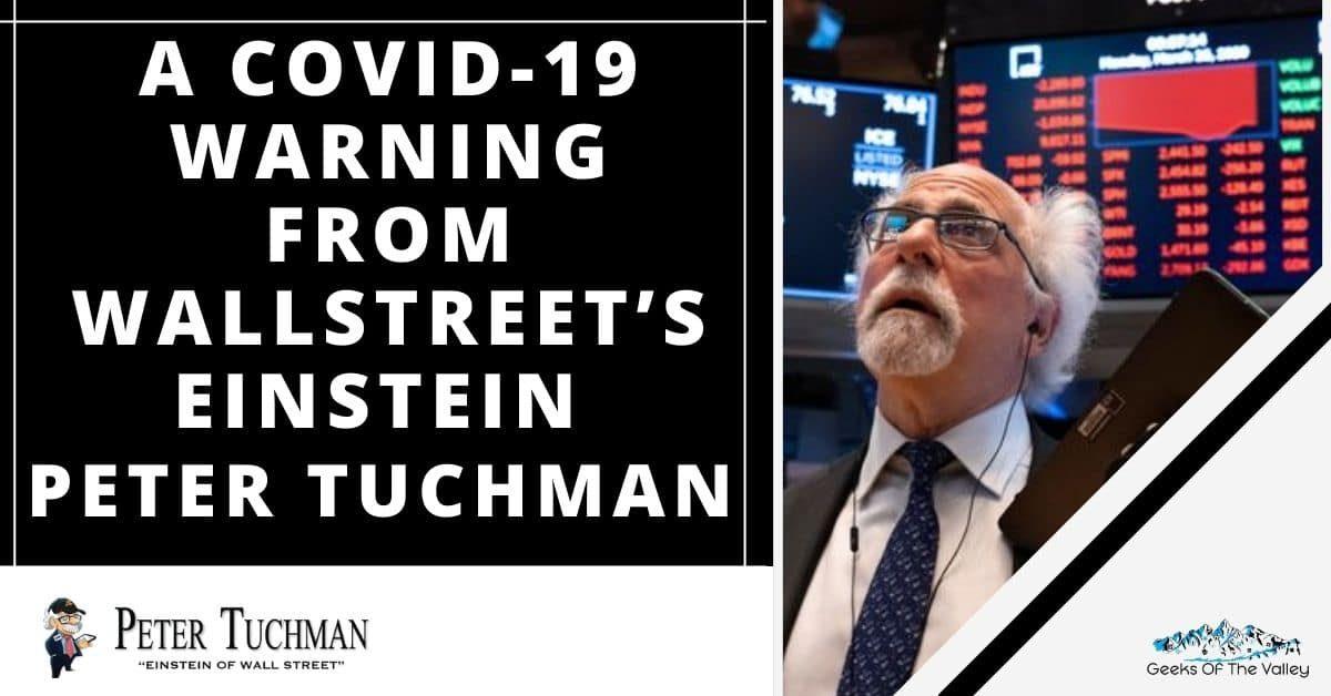 WallStreet's Einstein, Peter Tuchman