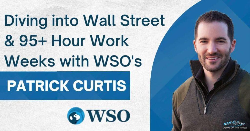 WSO Patrick Curtis
