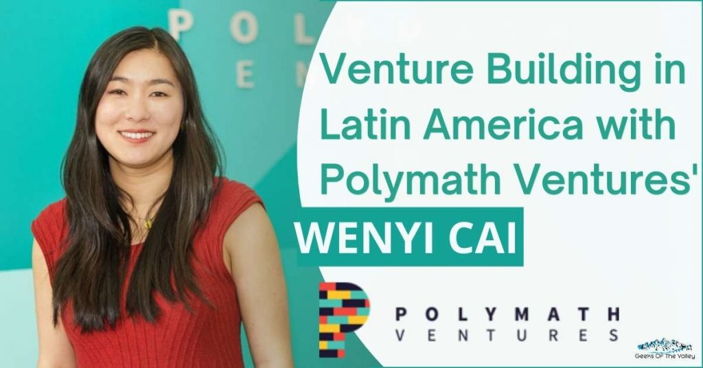 Polymath Ventures Wenyi Cai