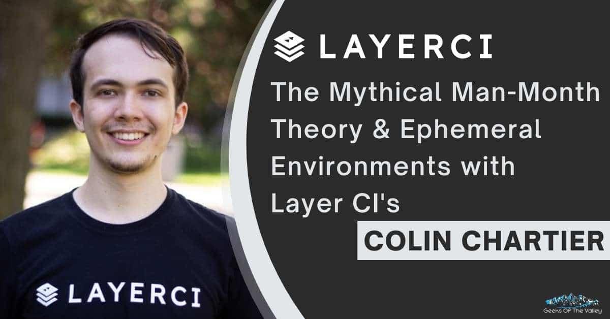 Layer CI's Colin Chartier