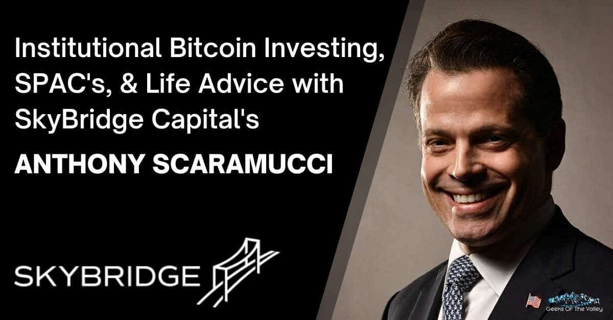 SkyBridge Capital's Anthony Scaramucci