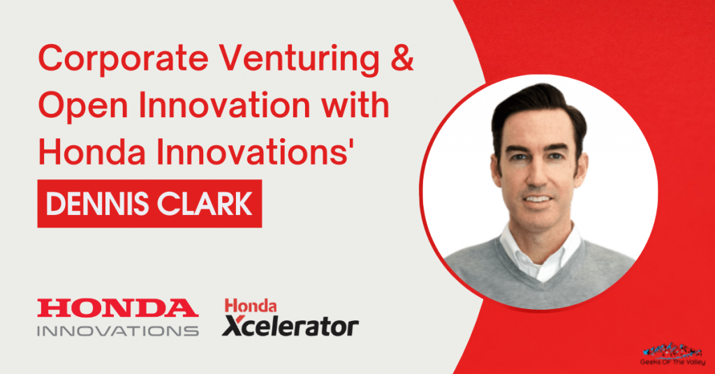 Honda Innovations' Dennis Clark